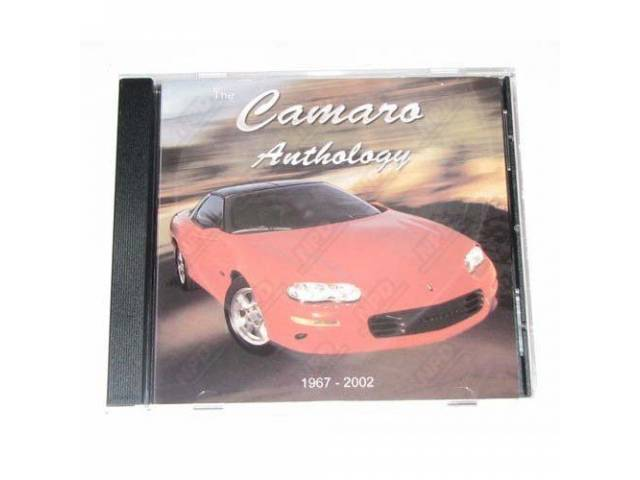 CAMARO ANTHOLOGY ON CD