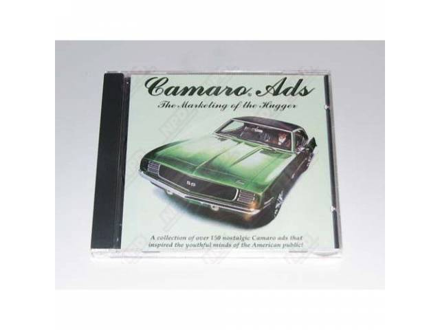 Camaro Ads On Cd