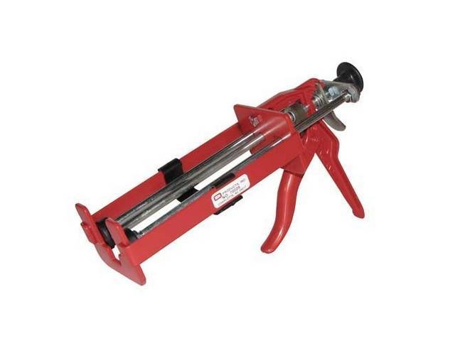 APPLICATOR GUN, DUAL CARTRIDGE