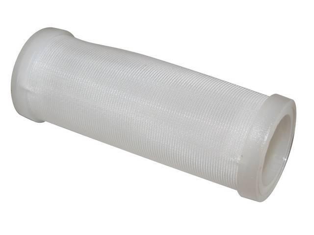 FILTER, Fuel Tank Sender, exact repro, 3/8 inch