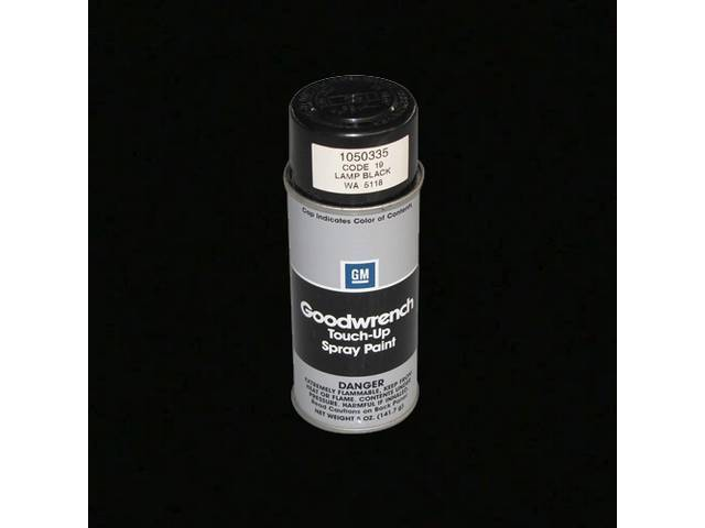 Touch Up Paint Gm 5 Ounce Aerosol Can
