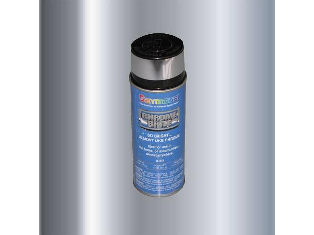 Paint Radiant Chrome Bright Silver Seymour 11 Fluid