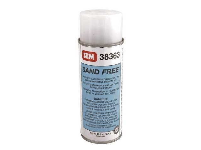 SAND FREE, PAINT ADHESION PROMOTER, 11.5 OZ. SPRAY,