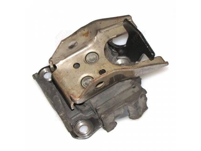 INSULATOR / MOUNT, Engine, Rubber, GM