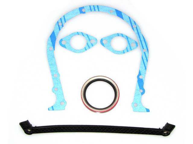 Gasket Set, Crankcase Front End Cover / Timing Cover, Fel Pro