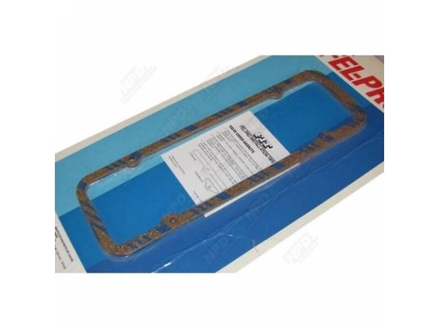 Gasket Set Valve Cover Fel Pro Cork Material