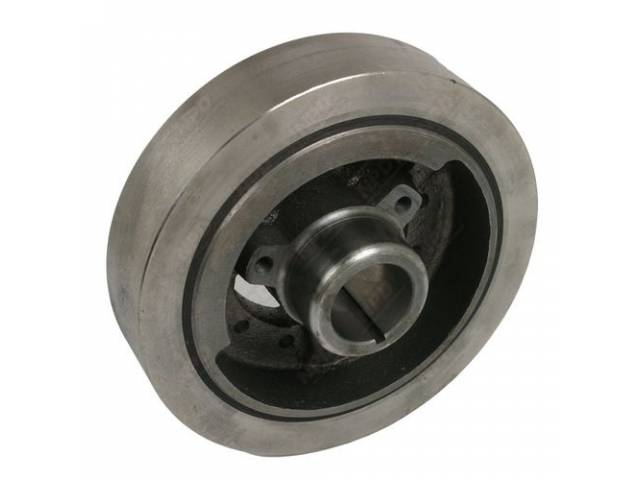 Harmonic Balancer Crankshaft W/ External Balance Nodular Iron