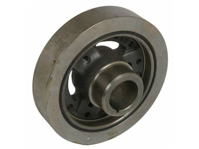 Harmonic Balancer Crankshaft W/ Internal Balance Nodular Iron