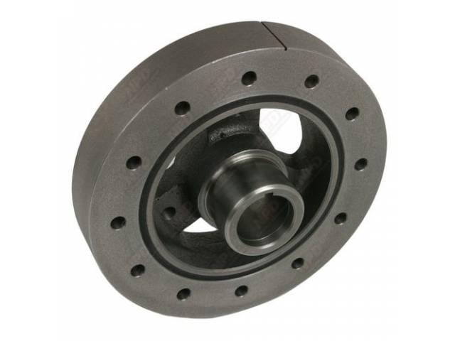 HARMONIC BALANCER, Crankshaft, 6.75 inch o.d. w/ internal