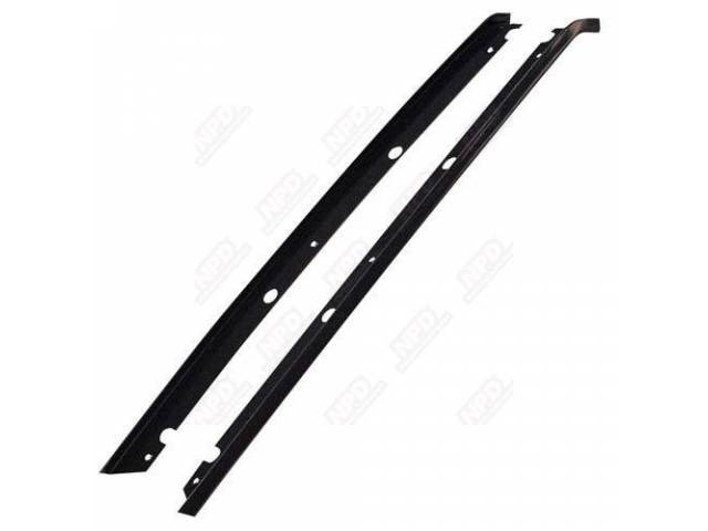 Support Set Drip Rail Pillar Repro