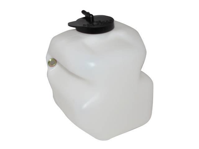 JAR / RESERVOIR KIT, Windshield Washer Fluid, Incl Bottle, Filter, Inner Bottle Hose and Cap, Repro