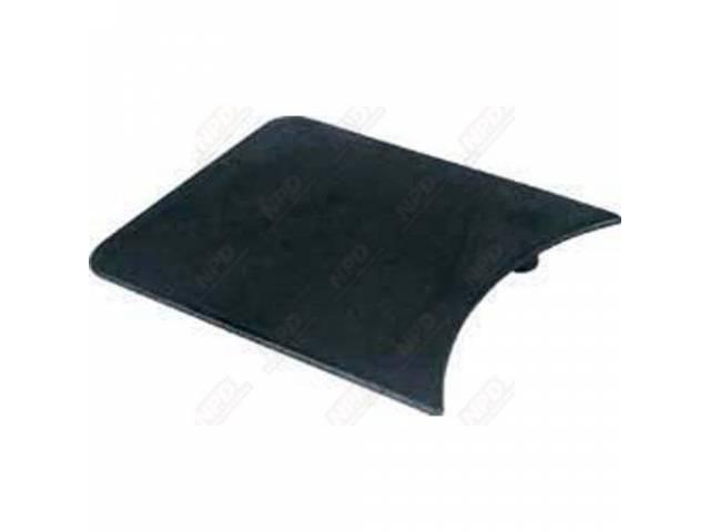 PLATE, Console Rear Cover, Repro