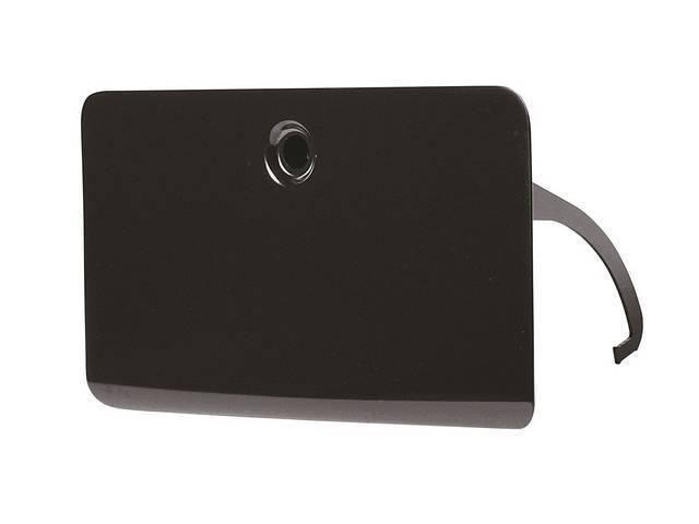 Door Instrument Panel Glove Compartment Black Repro
