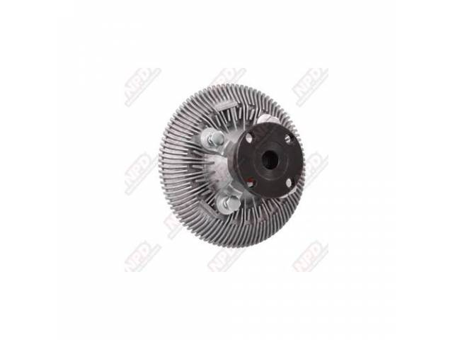 Clutch Engine Fan Correct Repro Manufacturer Claims Item