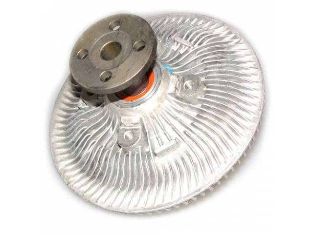 Clutch Engine Fan Thermostatic Ac Delco