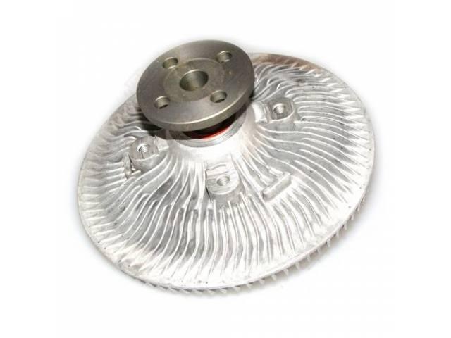 Clutch Engine Fan Thermostatic Ac Delco