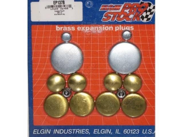 Freeze Plug Set Brass Incl Freeze Plugs Hex