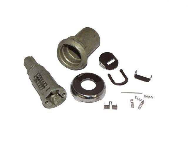 Cylinder Kit Door Lock Uncoded Gm