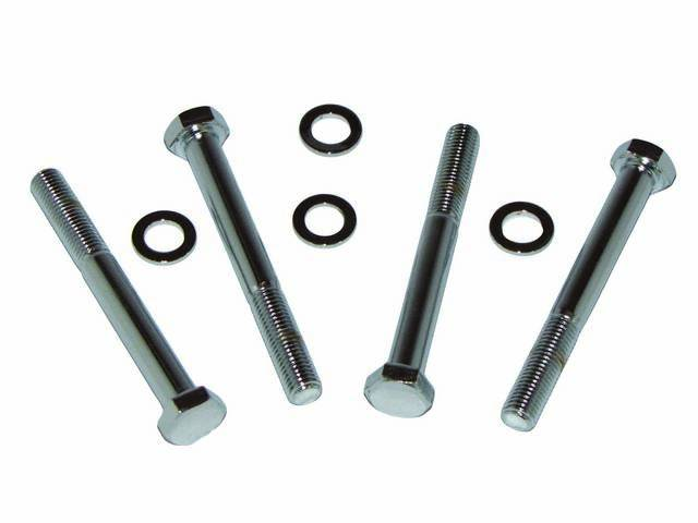 BOLT AND WASHER KIT, Fan and Spacer to