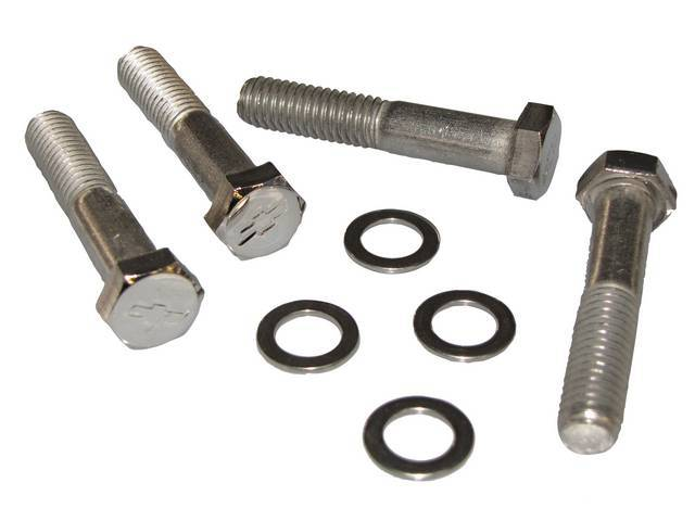 BOLT AND WASHER KIT, Water Pump, (8) incl