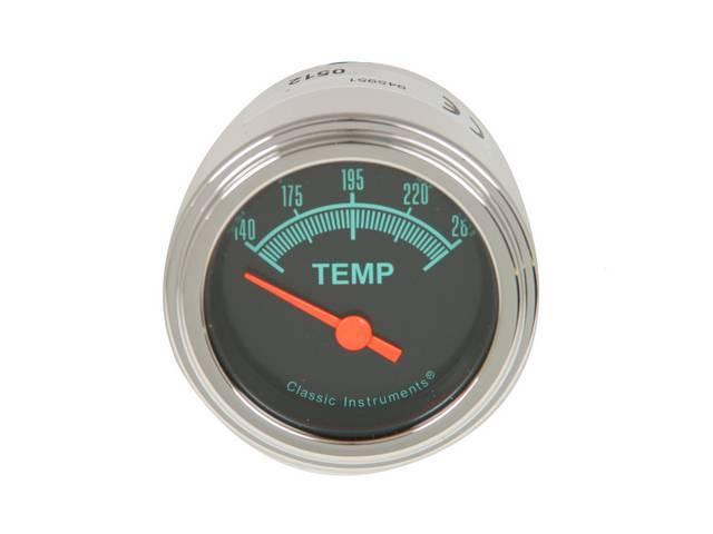 Gauge Coolant / Water Temperature Classic Instruments G-Stock