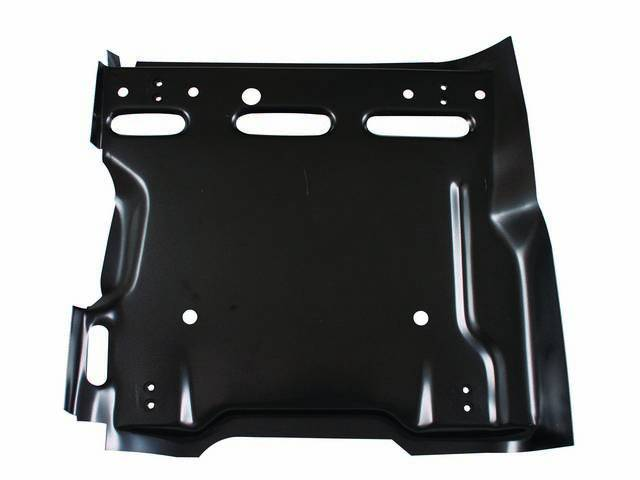 SUPPORT, Seat Frame, LH, features 1 set of