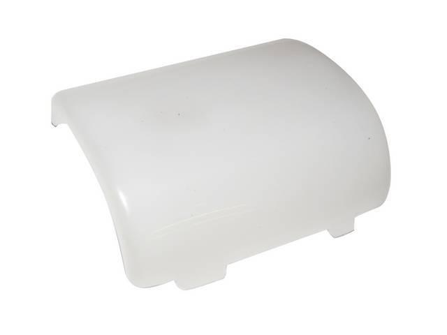 LENS, Dome Light, plastic, GM Original
