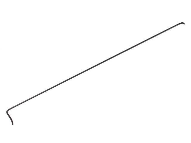 Rod Deck Lid / Trunk Lid Hinge Torque