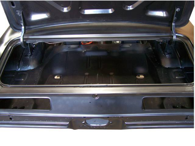 Deep Tub / Panel Set Quarter Wheelhouse Inner