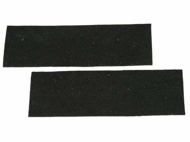 SHIELD SET, Control Arm, W/ Staples, Repro