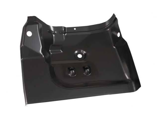 Floor Pan Rear Rh Under Seat 20 Gauge