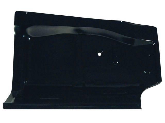 FLOOR PAN, Under Rear Seat, RH, 26 Inch