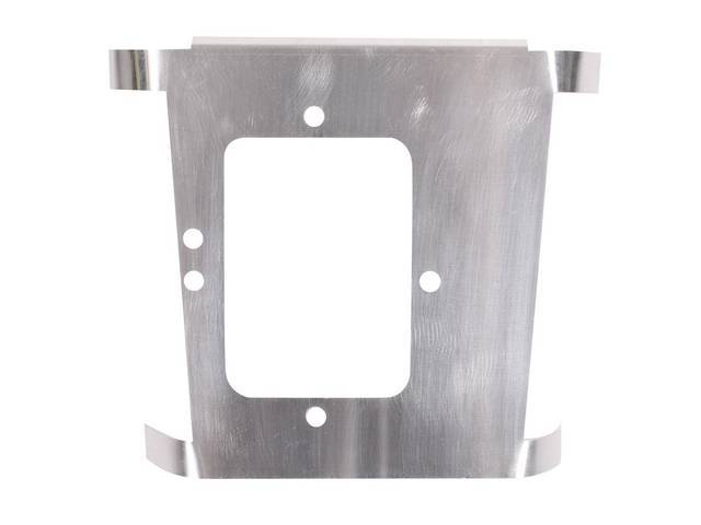 Template Transmission Tunnel Precision Aluminum Template For Automatic