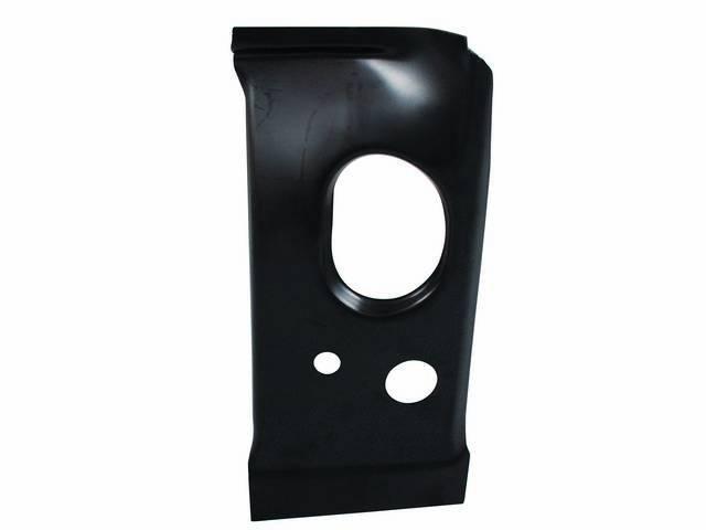BRACE, Tail Light Panel, Inner, LH, Repro