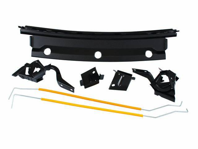 Chassis Assy Torsion Bar Fits Under Rear Window