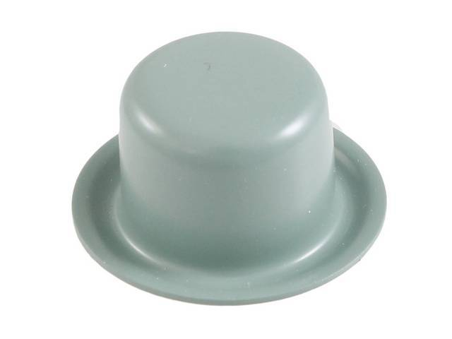PLUG, Floor Pan, 3/4 Inch diameter, plastic, Repro