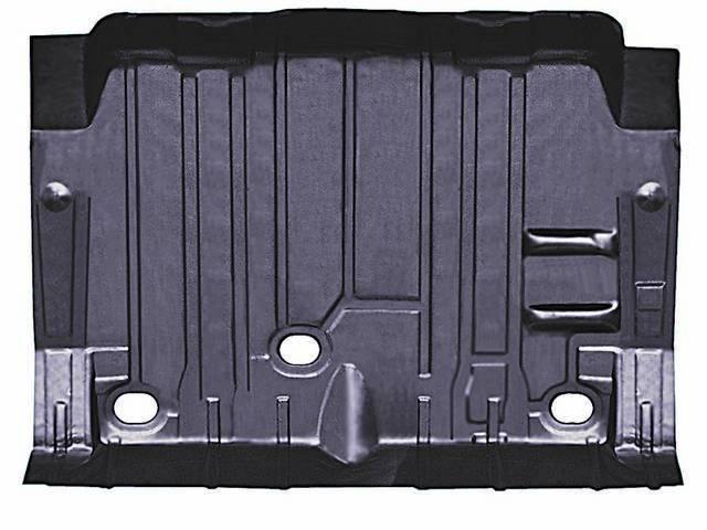 FLOOR PAN, Rear Compartment / Trunk, Full, 36