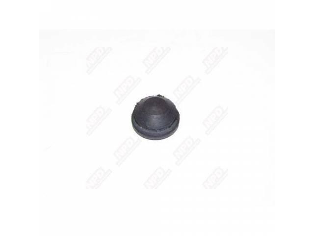 PLUG, Floor Pan Access / Front Body Hinge