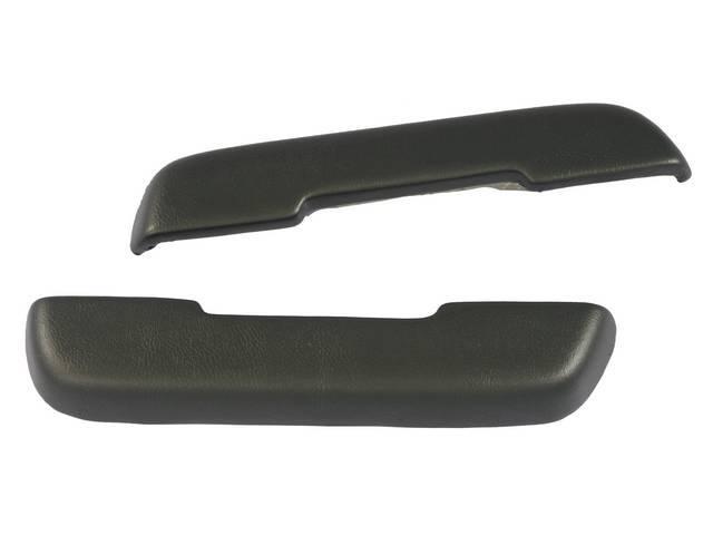 Cover / Pad / Trim Arm Rest Front