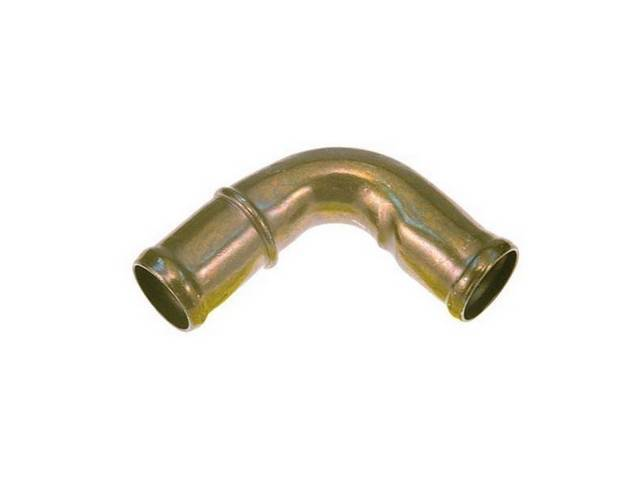Elbow Air Cleaner Base To Valve Cover 3/4
