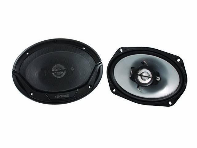 Speaker Set 6 Inch X 9 Inch Package