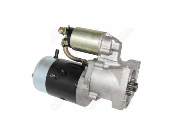 Starter Motor Rebuilt By Delco Remy Oem