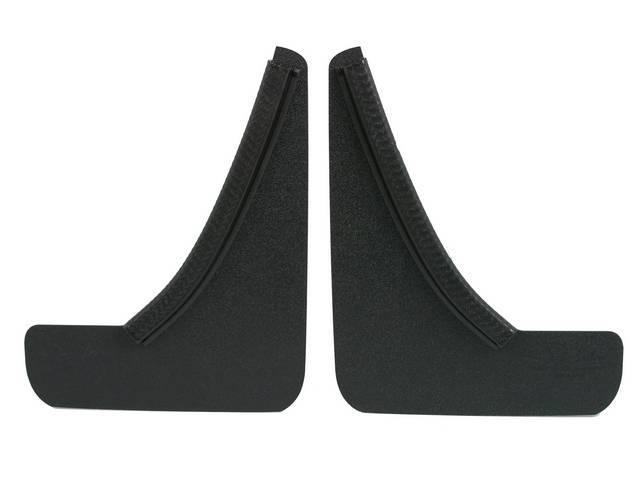 SPLASH GUARD, Rear, Custom Made Lazer Cut Plastic