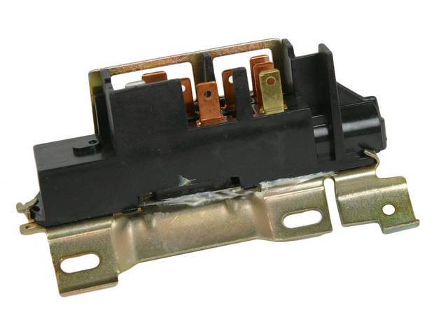 SWITCH BLOCK, Ignition, Replacement part by Standard