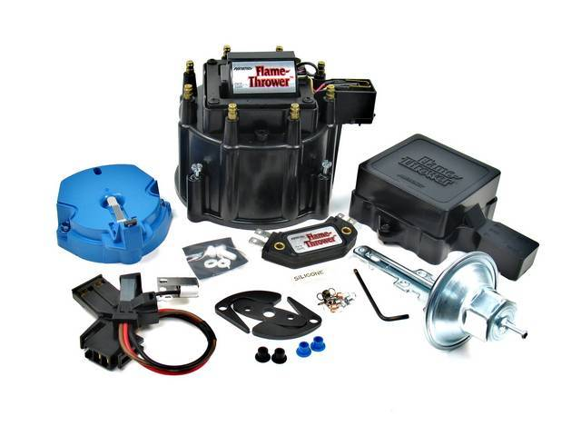TUNE UP KIT, H.E.I. DISTRIBUTOR, PERTRONIX   ** EVERYTHING NEEDED TO WAKE UP A STOCK H.E.I. DISTRIBUTOR, SEE FITS FOR MORE INFORMATION **