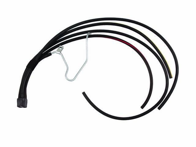 Hose Kit Intake Manifold Vacuum Plugs Into Intake