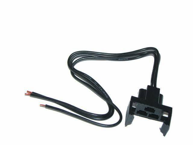 PIGTAIL ASSY, Floor-Mounted Head Light Dimmer Switch, Features