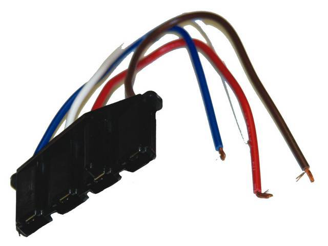 PIGTAIL ASSY, Voltage Regulator, Repro