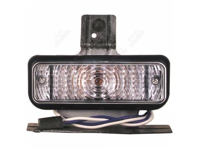 Light Assy Parking Lh Incl Correct Clear Lens