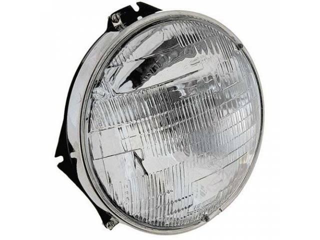 Capsule Assy Head Light Rh Incl Sealed Beam